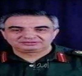 رحيل اللواء الركن المتقاعد وليد خالد هنيه