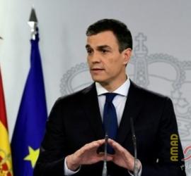 """""""سانشيز """" يعلن العفو العام عن """"الانفصاليين الكتالونيين"""""""