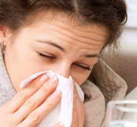 علاج حساسية الأنف بالأعشاب والأطعمة الصحية