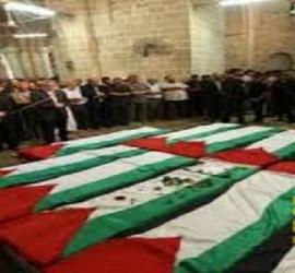 27 عاماً على مجزرة الحرم الإبراهيمي