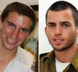 """قائد بجيش الاحتلال: لدينا مهمة إحضار """"غولدين وشاؤول"""" إلي المقابر الإسرائيلية"""