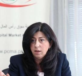 إيطاليا تمنح سفيرة فلسطين وسام الشرف برتبة القائد الكبير
