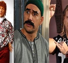 النجم الكوميدى أحمد مكى يحتفل بعيد ميلاده