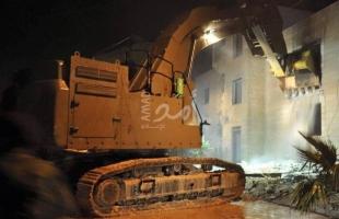 الجيش الإسرائيلي يقرر هدم منزل الأسير محمد كبها