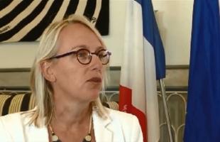إسرائيل توبخ سفيرة فرنسا احتجاجا على تصريحات جيرار آرو
