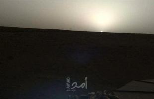 بالصور .. لحظة شروق الشمس وغروبها من المريخ