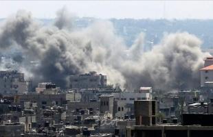محدث9- أولا بأول ..القصف الإسرائيلي على غزة مستمر