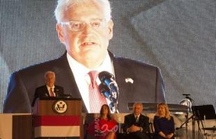 صحيفة عبرية: السفارة الامريكية بإسرائيل ستحتفل لأول مرة بعيد استقلال الولايات المتحدة بالقدس