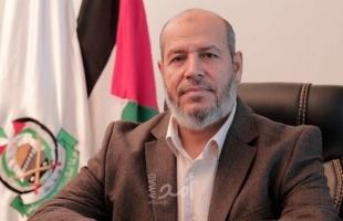 الحية: مصر البوابة الكبري لوصول لأهداف الشعب الفلسطيني