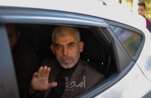 كلمة لرئيس حركة حماس يحيى السنوار الاثنين