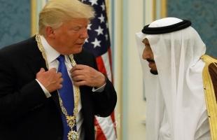 البيت الأبيض: ترامب يبحث الأزمة الخليجية مع الملك سلمان