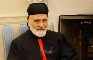 لبنان: رحيل البطريرك الماروني صفير