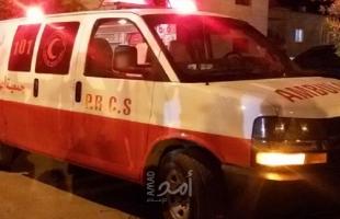 إصابة فتى بجروح حرجة برصاص جيش الاحتلال في بلدة صوريف