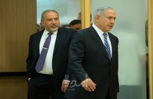 لبيرمان: يجب أن يرحل نتنياهو