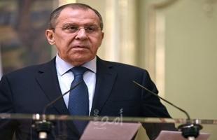 لافروف: ندرس الضربة الإسرائيلية على مواقع في سوريا وندعو لاحترام القوانين الدولية