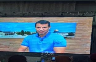 دحلان: أبو مازن قسم فتح..ولا اتفاق لدينا مع حماس ولكن هناك أرضية للمستقبل وصفقة ترامب لن تنجح - صور