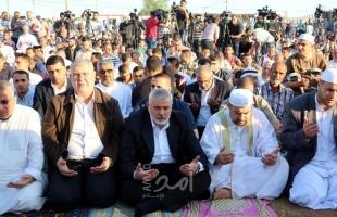 """هيئة مسيرات كسر الحصار تدعو لإقامة صلاة العيد على أرض """"ملكة"""" شرق غزة"""