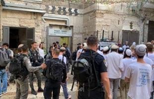 الأردن تطالب إسرائيل بالوقف الفوري لاستفزازاتها في الأقصى وتحذّر من دوامة عنف جديدة