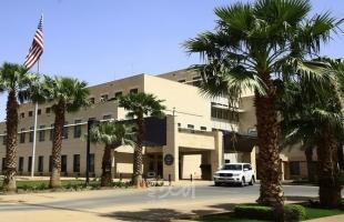 السفارة الأمريكية في الخرطوم تطالب بوقف العنف ضد المعتصمين