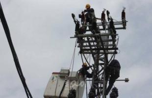 كهرباء غزة تعلن الجدول المعمول به الأحد وتوضح سبب الخلل بمحافظة الشمال