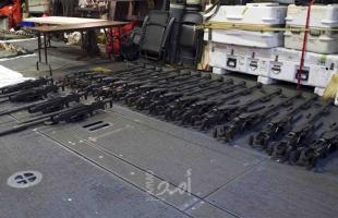 بلجيكا تعتقل 11 شخص ضمن شبكة دولية لتهريب الأسلحة