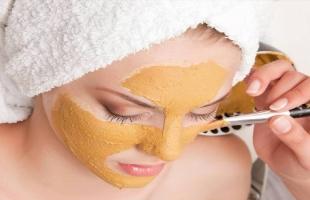 ماسك يخلصك من الجلد الميت