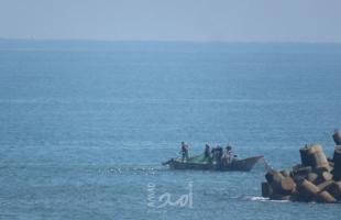 غزة: البحرية الإسرائيلية تستهدف مراكب الصيادين بنيران أسلحتها