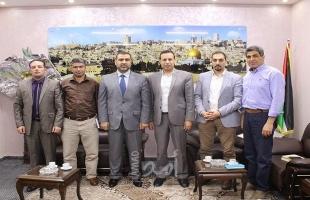 النائب العام بغزة يؤكد على احترام الحريات العامة للمواطنين