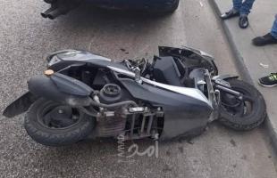 مصرع شاب بحادث دراجة نارية في أريحا