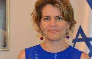 """الخارجية الإسرائيلية تصادق على تعيين """"أميرة أورون"""" سفيرة في مصر"""