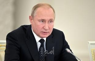 """بوتين يعلن استعداد روسيا لتمديد معاهدة """"ستارت-3"""" قبل نهاية العام الحالي"""