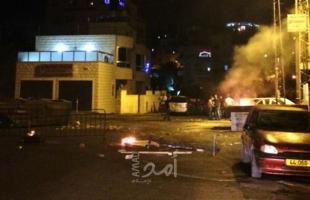 محدث ..إصابة (3) مواطنين في مواجهات بأريحا وقوات الاحتلال تعتقل شبان من الضفة الغربية
