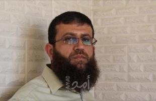 محكمة إسرائيلية تصدر أمر اعتقال إداري بحق الأسير خضر عدنان