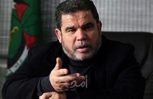 البردويل: حماس لن تدعم عباس أو البرغوثي في الانتخابات الرئاسية