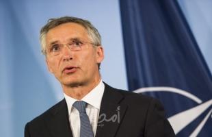 """ستولتنبرغ: إذا لم تعد روسيا للالتزام بمعاهدة الصواريخ سيستجيب الناتو """"بطريقة دفاعية"""""""