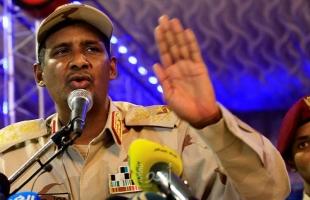 حميدتي يدعو لميثاق شرف حماية المرحلة الانتقالية في السودان