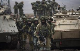 """صحيفة عبرية: إما الهدوء لفترة طويلة من الزمن مع غزة أو """"الحرب الشاملة"""""""