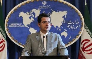 موسوي: إيران تشرف على أمن مضيق هرمز