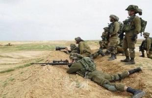 قوات الاحتلال تطلقالنار وقنابل الغاز تجاه المزارعينجنوب قطاع غزة