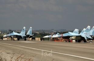 الدفاع الروسية: تدمير طائرتين مسيرتين حاولتا مهاجمة قاعدة حميميم في سوريا