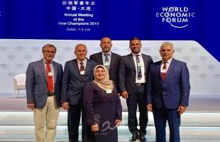 العلمي: المنتدى الاقتصادي في الصين فرصة للتشبيك بين الريادي الفلسطيني والعالمي
