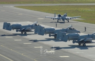 الجيش الأمريكي: طائراتنا الاستطلاعية تراقب الوضع في مضيق هرمز