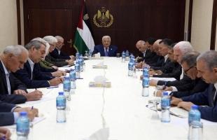 """اجتماع لمركزية """"فتح"""" الأحد المقبل برئاسة عباس"""