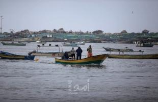 غزة: شرطة حماس البحرية تعلن استئناف الصيد بعد تحسن الظروف الجوية