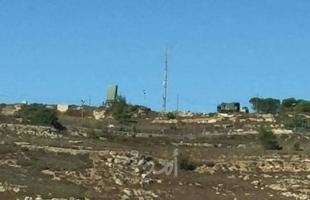 """الأولى منذ عام 1967.. جيش الاحتلال ينشر """"القبة الحديدية"""" شمال رام الله بالضفة"""