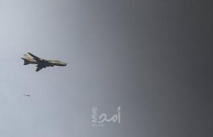 """""""سانا"""": الجيش التركي استهدف طائرة للجيش السوري في إدلب"""
