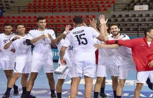 لأول مرة في تاريخها...ناشيئي مصر الى نهائي كأس العالم في كرة اليد