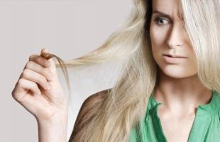 وصفات طبيعية لترطيب الشعر