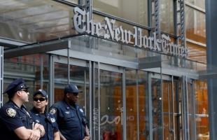"""سفير تل أبيب في أمريكا يحتج على عبارة في تقرير""""نيويورك تايمز"""" عن الجيش الإسرائيلي!"""