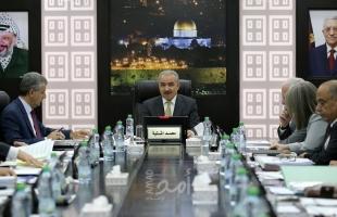 """مؤكداً عدم إنهاء أزمة الأموال المحتجزة.. أشتية: """"نريد لغزة أن تعود للشرعية عبر صندوق الاقتراع"""""""